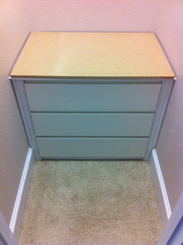 how to put together ikea drawers