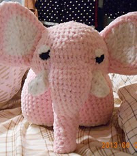 http://www.ravelry.com/patterns/library/ichigo-the-elephant