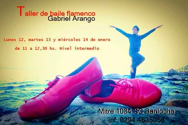 Taller de baile en Bariloche