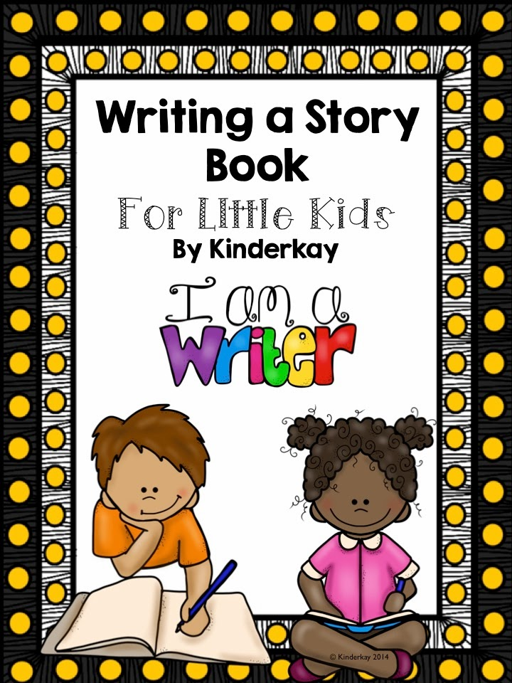 http://www.teacherspayteachers.com/Product/Writing-a-Story-Book-For-Little-Kids-1127619