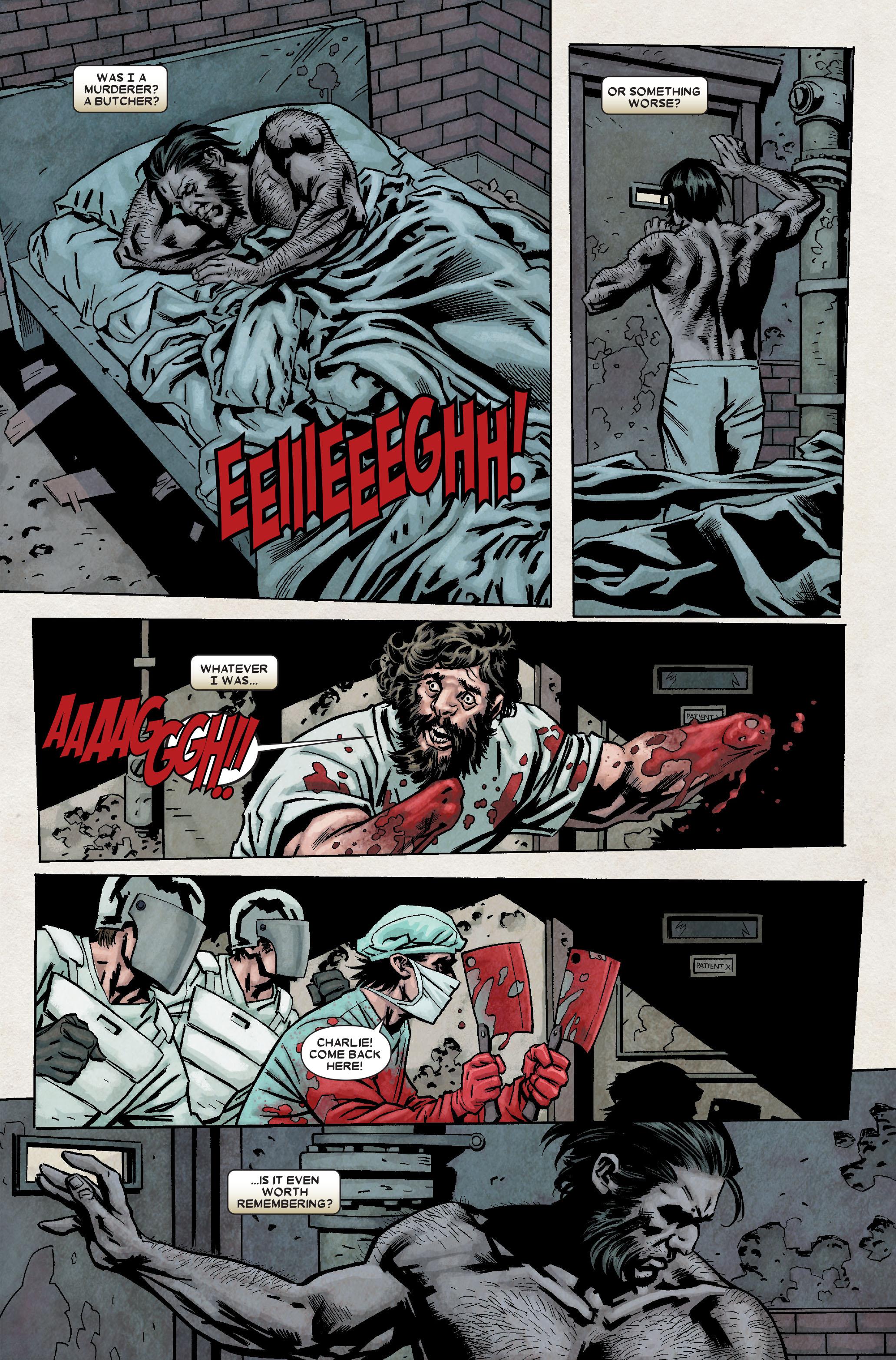 Wolverine: Weapon X #7 #10 - English 7