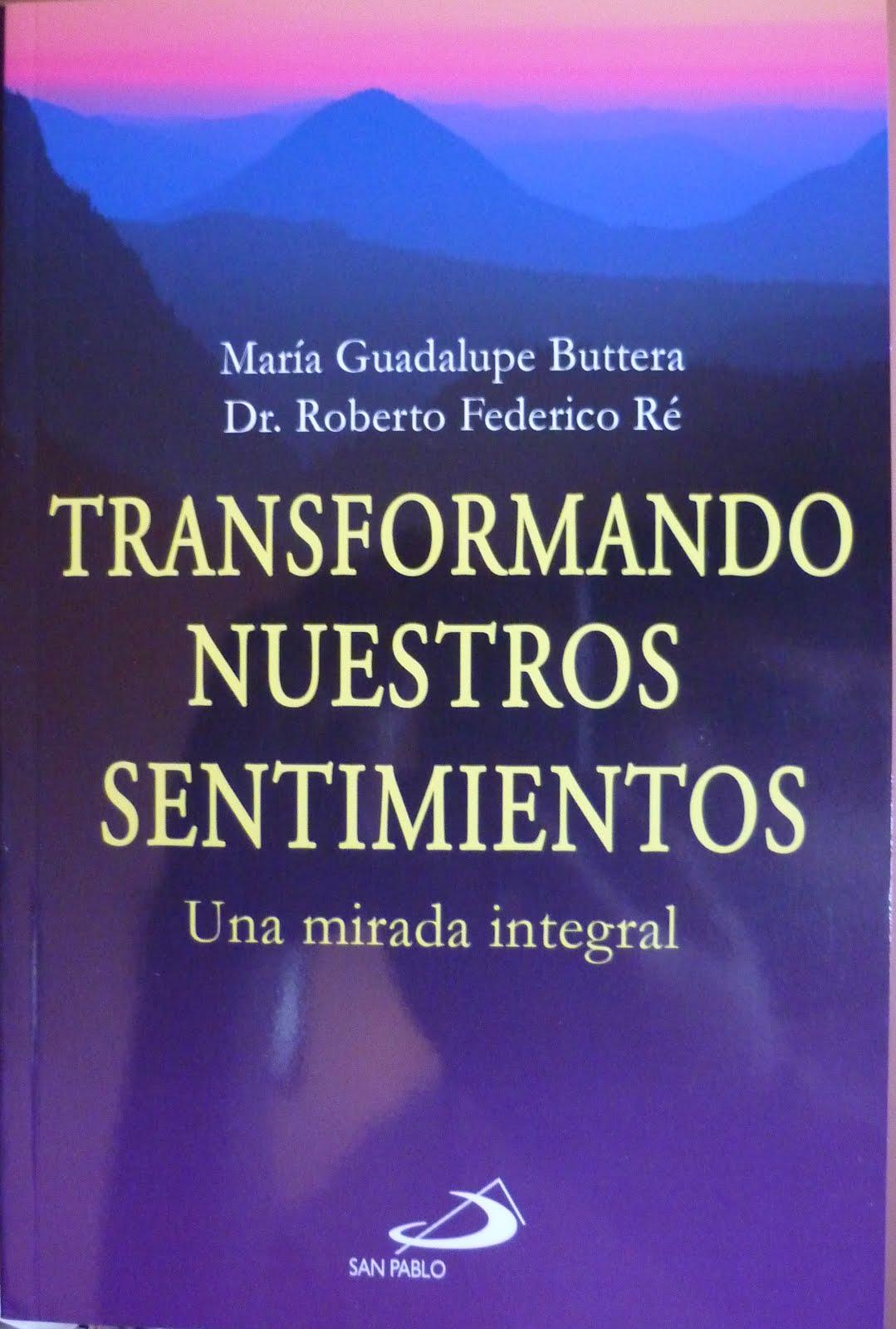 """Libro """"Transformando Nuestros Sentimientos"""""""
