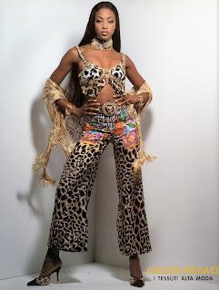 bbnaomicampbell199203vend6 Beauty Flashback | Naomi Campbell for Versace Atelier