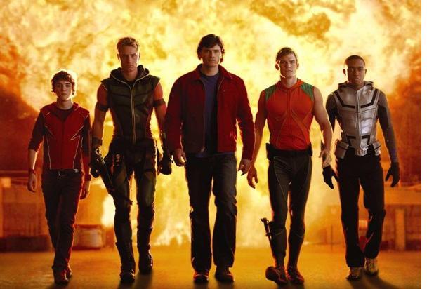 Smallville Temporada 9 - Audio Ing / Lat -  HQ / HD