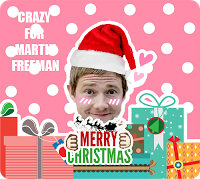 Crazy for Martin Freeman