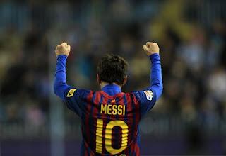 Messi, la 'estrella' latina que más brilló en el cielo europeo