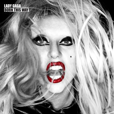lady gaga born this way booklet pictures. lady gaga born this way