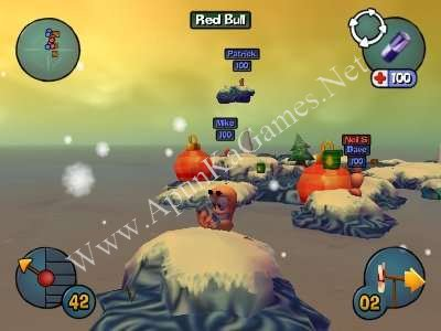 worms 3d pc game full version