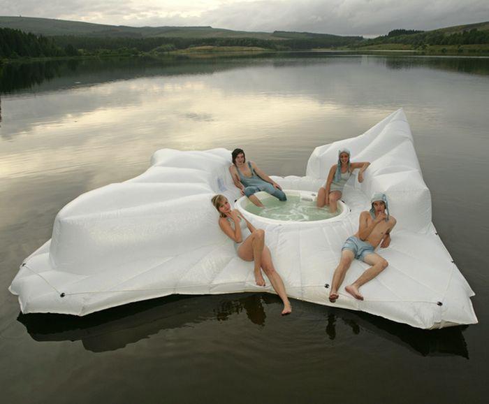 Las fotos mas alucinantes flotadores gigantes - Flotadores gigantes ...