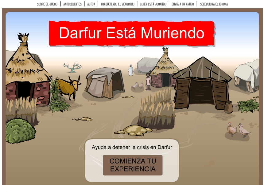Darfur Juego