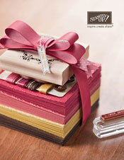 2012-2013 Stampin Up Catalog