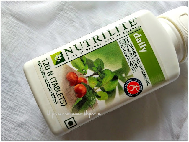 Amway Nutrilite Daily Benefits & Review