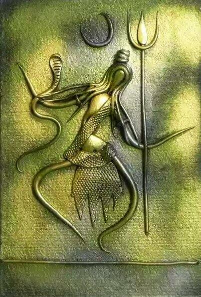 Hara Hara Mahadeva God / Lord Shiva Mobile Wallpaper ...