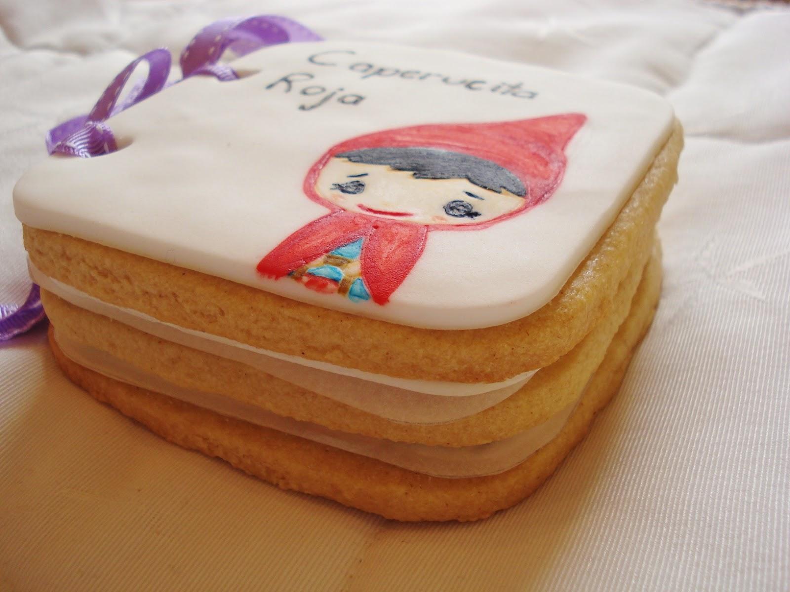 Rosso Gourmet: Cookie books: La loca idea de hacer libros comestibles!