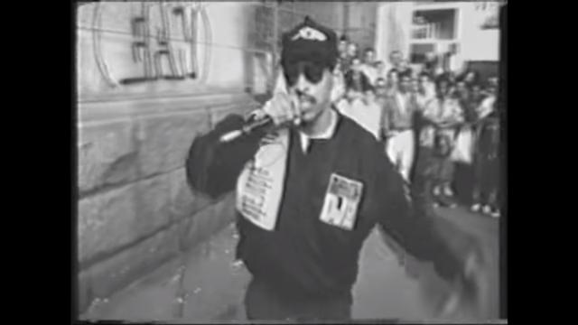 Vídeo - Documentario de 1990 mostrando o Hip Hop em são paulo