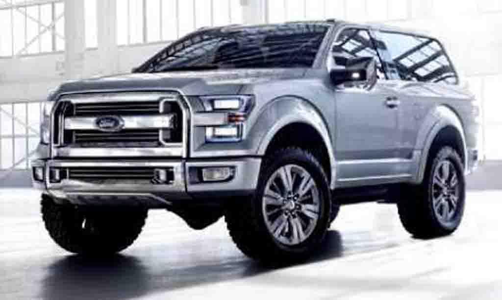 2017 Ford Bronco SVT Raptor Price, Concept, Interior ... 2017 Ford Bronco Svt