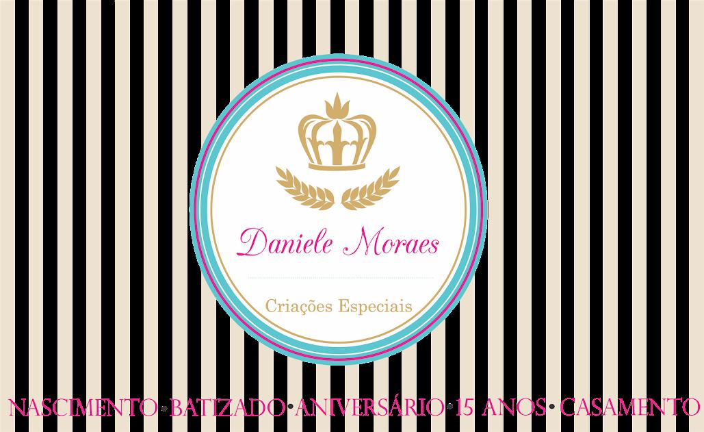 Daniele Moraes - Design de Lembrancinhas Especiais