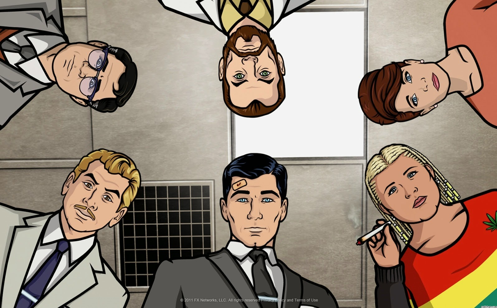 Archer Is the New Simpsons