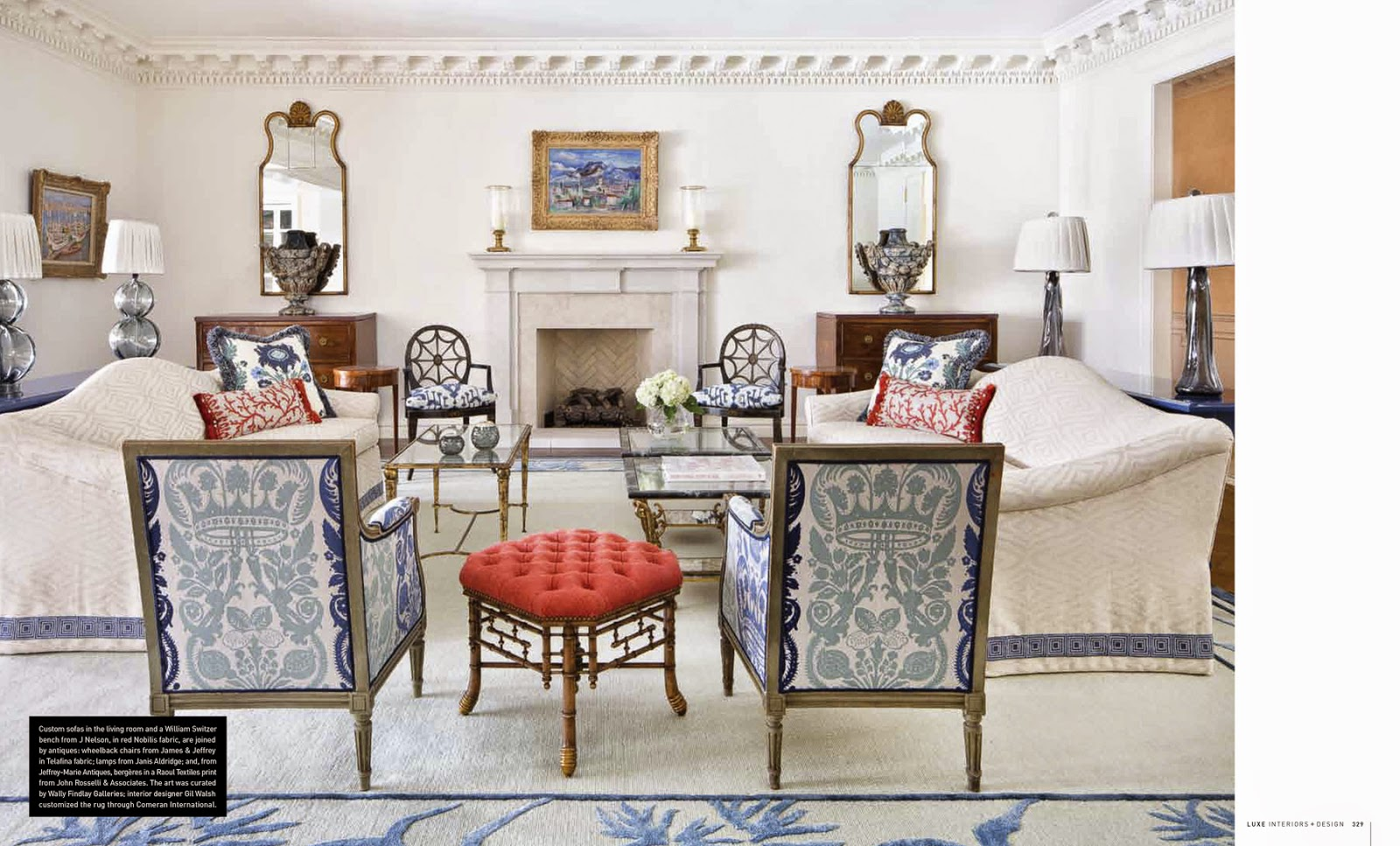 Check Out My Photos In Luxe Magazineu0027s Winter 2015 (Palm Beach) Issue,  P.324 337. I Photographed This Classic Palm Beach House. Interior Design By  Gil Walsh ...