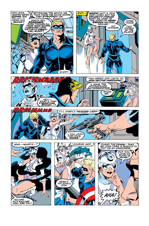 Captain America (1968) Issue #391 #324 - English 15