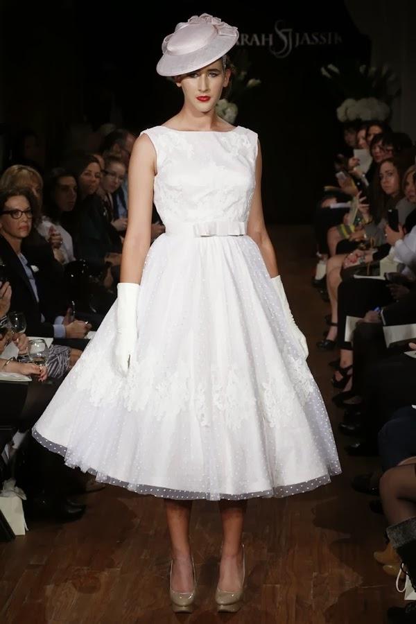 The Sarah Jassir Fall 2014 Bridal Collection