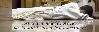 Jornada Santificación Sacerdotes
