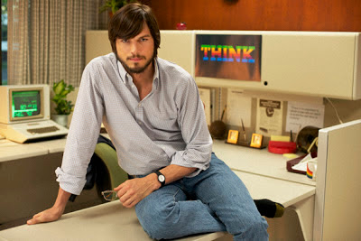 Ashton Kutcher - Steve Jobs - cine series y tv