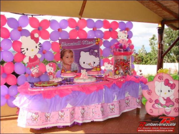 todo para fiestas y creaciones .: Decoración de Fiestas Infantiles ...