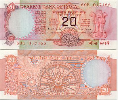 Perdagangan mata uang India
