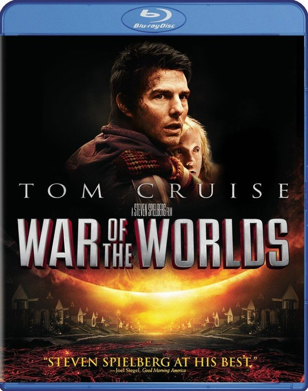 War Of The Worlds (La Guerra de los Mundos) (2005) 1080p BDRip 3.4GB mkv Dual Audio AC3 5.1 ch