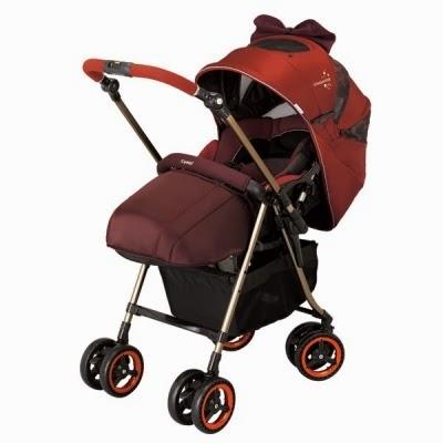 Xe đẩy em bé phong cách, thoải mái và tiện lợi