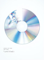 ♥「ARASHI LIVE TOUR 2017 - 2018 untitled」DVD & BR ♥ 2018年6月13日 推出