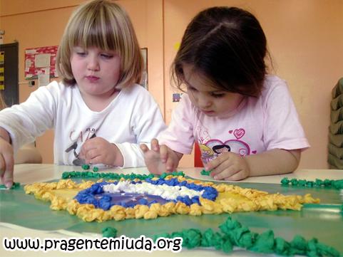 plano de aula para semana da pátria com várias atividades relacionadas ao tema