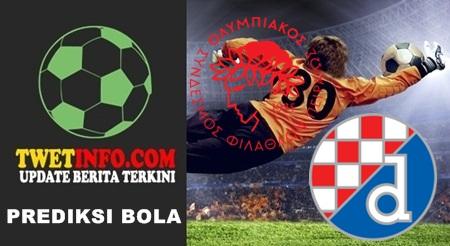 Prediksi Olympiakos Piraeus vs Dinamo Zagreb
