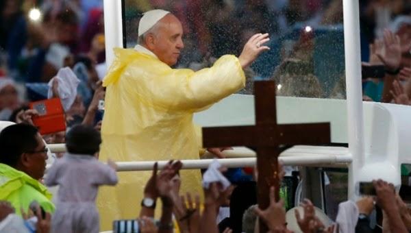 Grupo terrorista planeó atentado contra el Papa en Filipinas