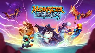 Game Monster Legends Terbaru