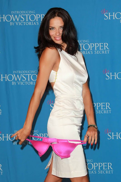 "Adriana Lima – ""Showstopper"" Bra Launch in New York"
