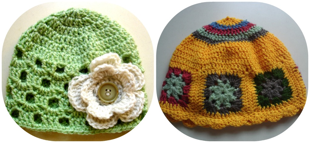 How Do You Crochet : The Lazy Hobbyhopper: How do you crochet a hat...