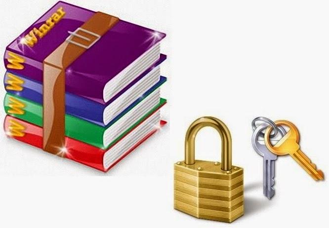 Tips Cara Membobol Password Winrar Secara Online