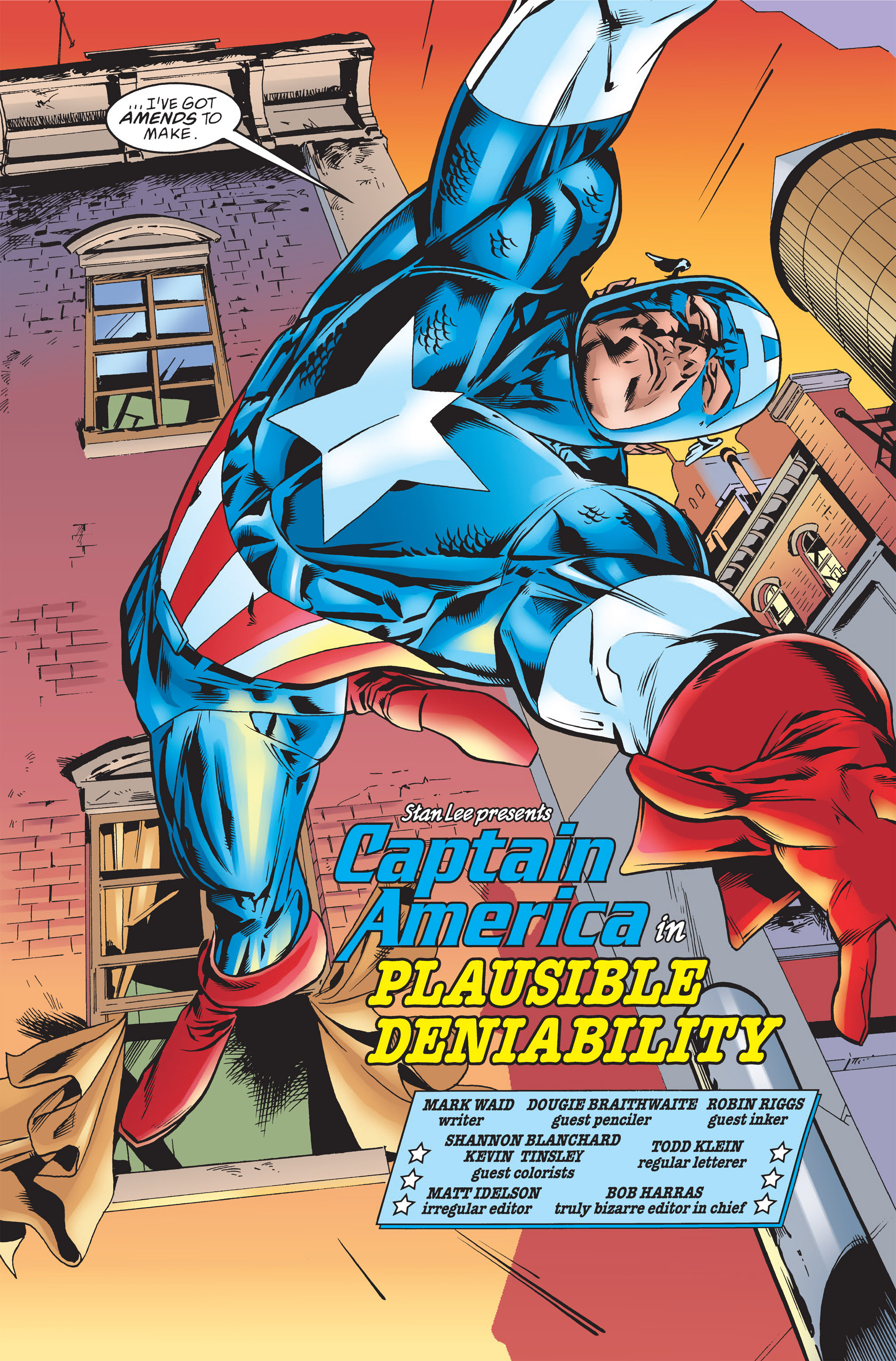 Captain America (1998) Issue #13 #19 - English 6