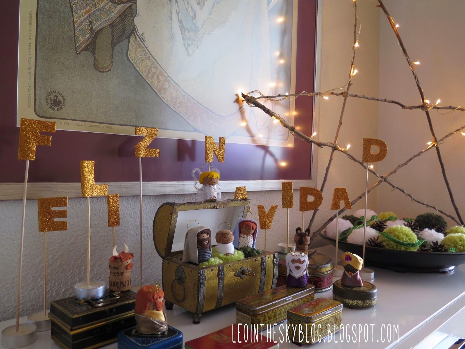 Como decorar cajitas aprender manualidades es - Decorar casa navidad manualidades ...
