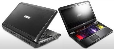 Notebook Gaming MSI GT780DXR dan GT683DXR Hadir Di Pasar USA