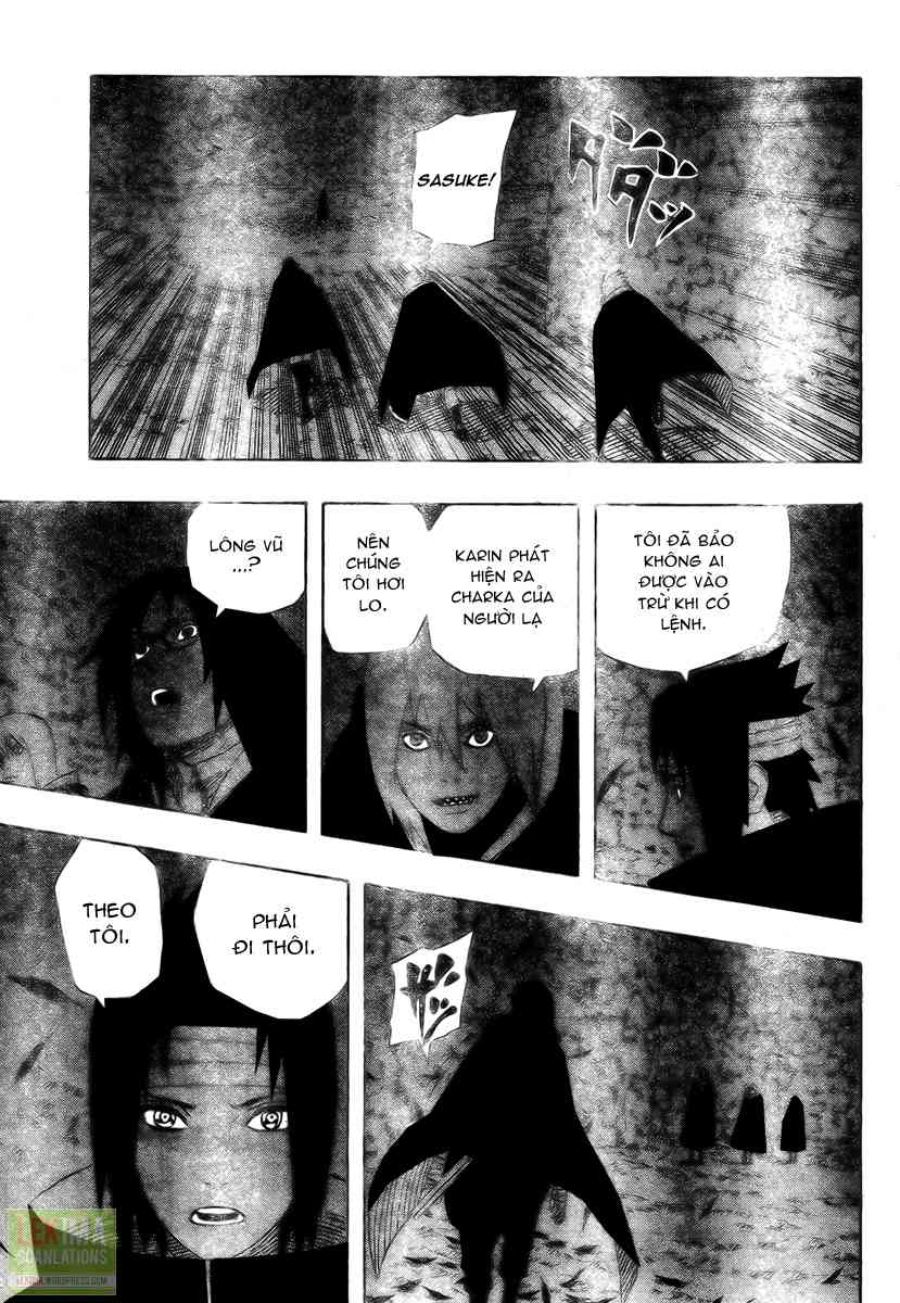 Naruto chap 368 Trang 3 - Mangak.info