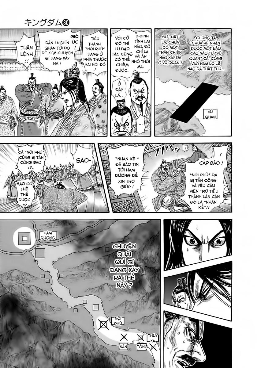 Kingdom – Vương Giả Thiên Hạ (Tổng Hợp) chap 320 page 19 - IZTruyenTranh.com