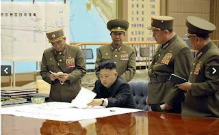 Korea Utara Siap Menyerang Amerika !