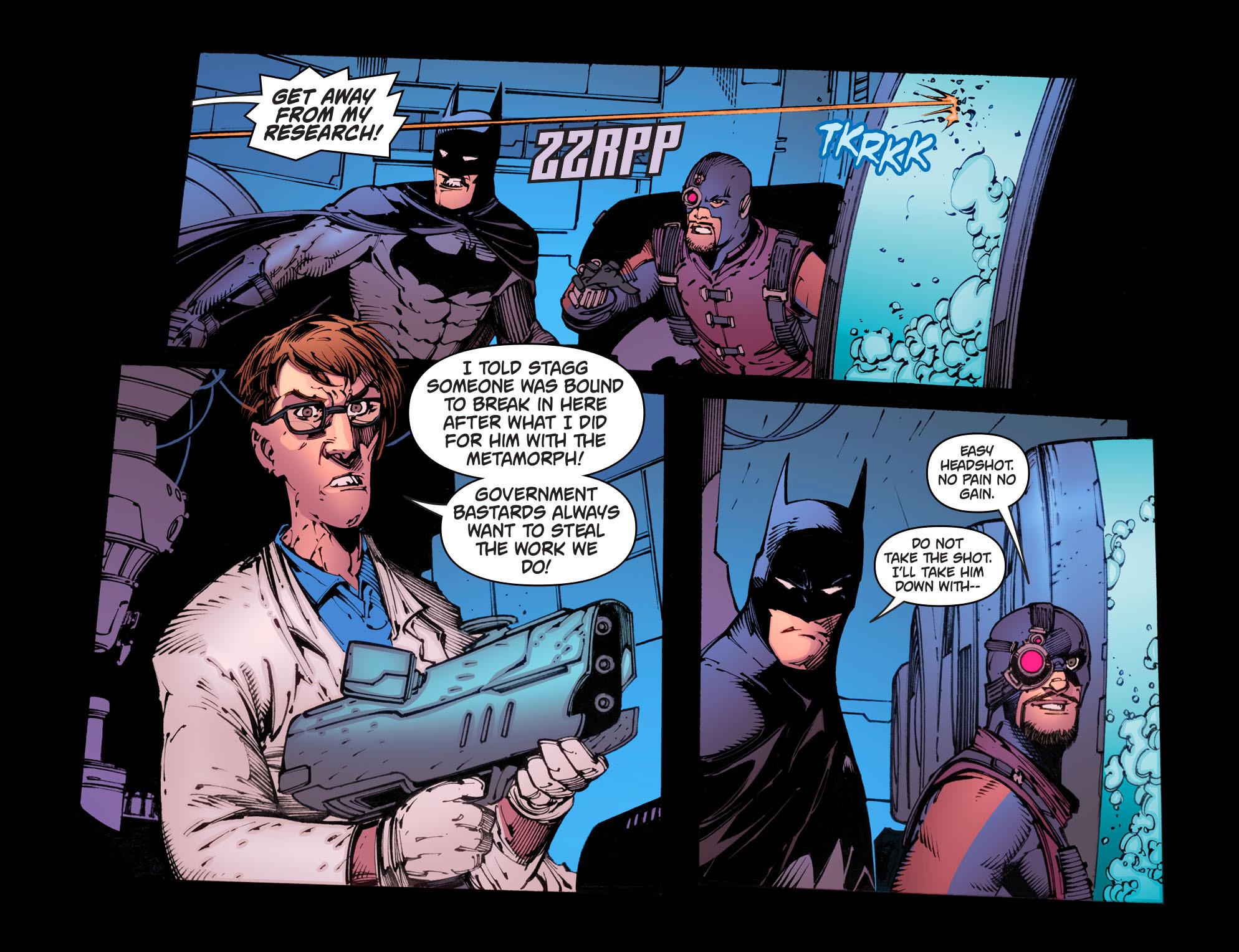 Batman: Arkham Knight [I] Issue #24 #26 - English 9
