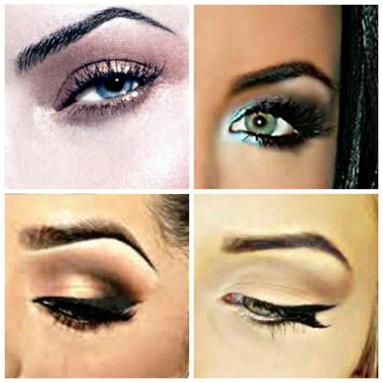 Your Eyeshape And Its Makeup B E A U T Y F A S H I O N L I F E