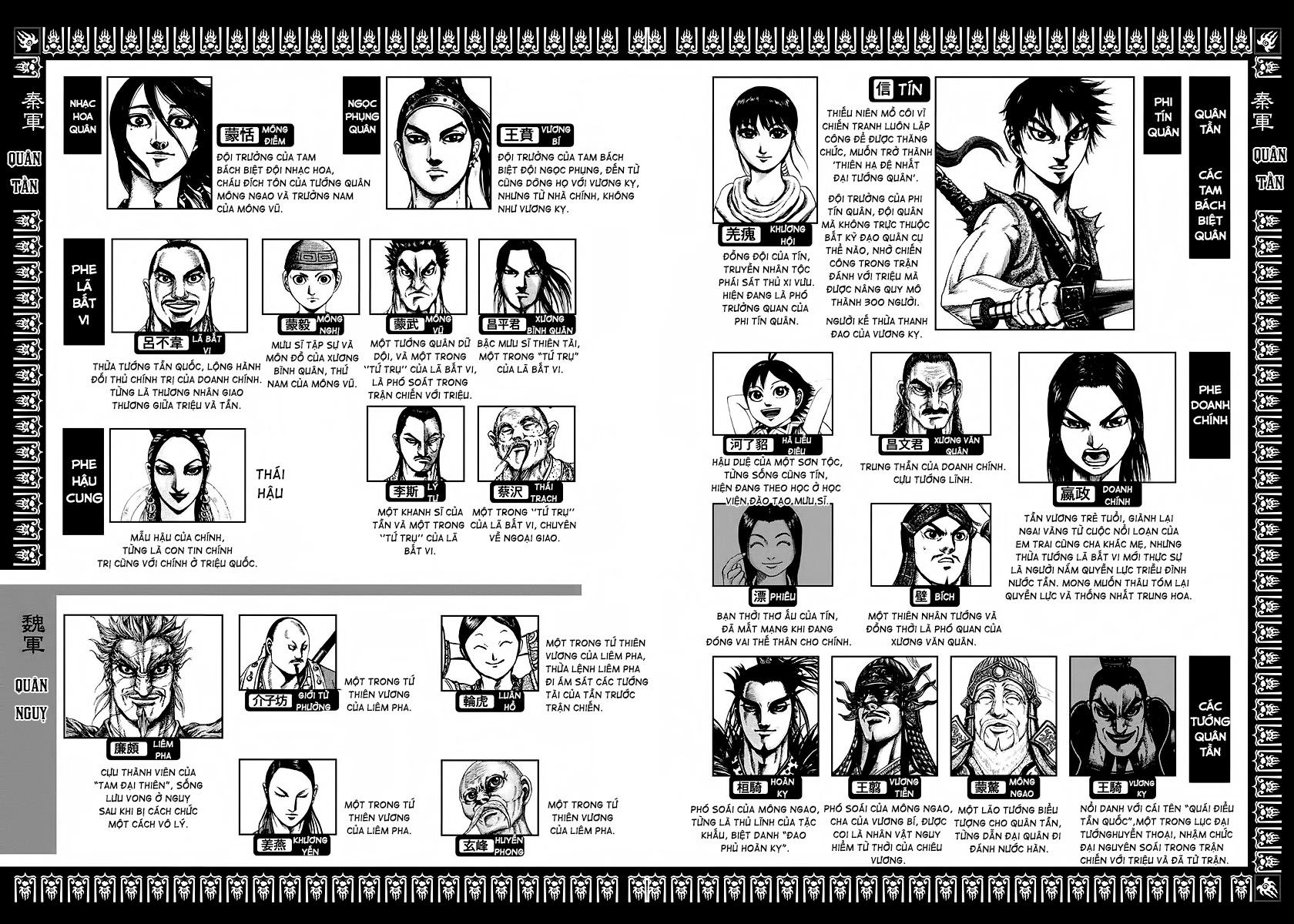 Kingdom – Vương Giả Thiên Hạ (Tổng Hợp) chap 229 page 5 - IZTruyenTranh.com