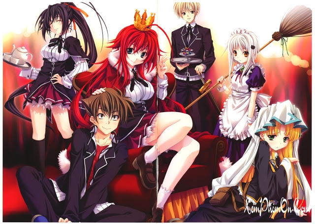 <strong>High School Dxd 2</strong>