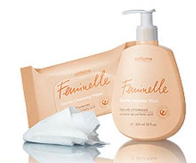silver beauty break feminelle gentle intimate wash